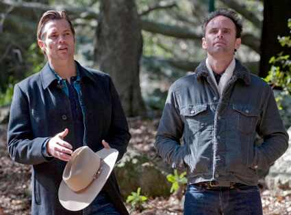 Justified, Timothy Olyphant, Walton Goggins