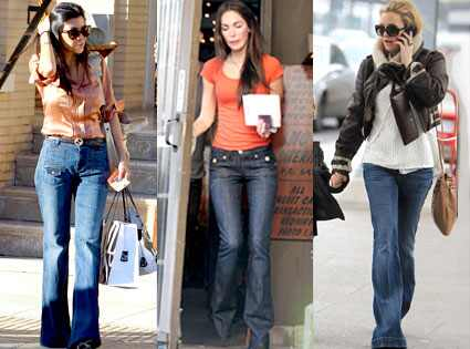 Flare Jeans: Gotta Have It Or Make It Stop?