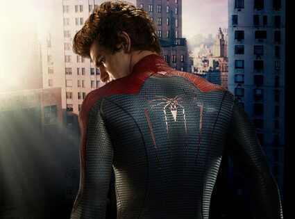 The Amazing Spiderman, Spider-Man, Andrew Garfield