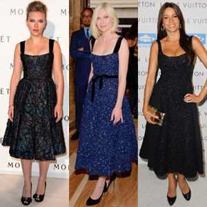 Scarlett Johansson, Kirsten Dunst, Sofia Vergara