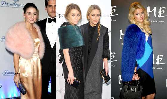 Ashley Olsen, Mary Kate Olsen, Paris Hilton,