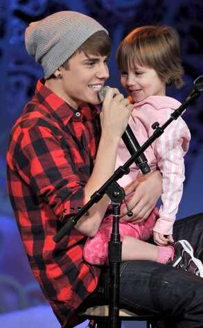 Justin Bieber, Jazmyn Bieber