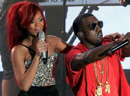 Drake, Rihanna, Chris Brown, Timberlake e Kanye West concorrem ao BET Awards