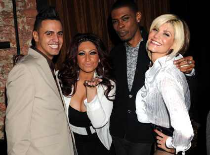 Miguel Rodriguez, Tracy DiMarco, Sharie Manon, Glamo