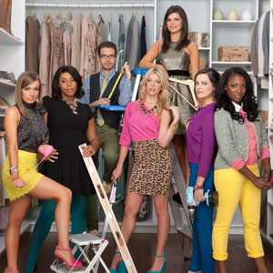 The Amandas Cast