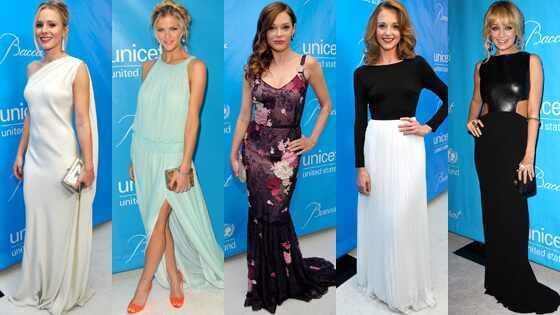 Kristen Bell, Brooklyn Decker, Rose McGowan, Jayma Mays, Nicole Richie
