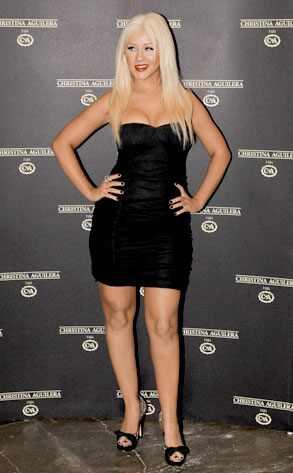 Christina Aguilera nackt Tapete