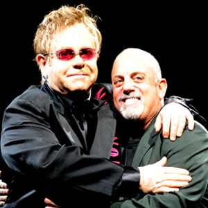 Elton John, Billy Joel