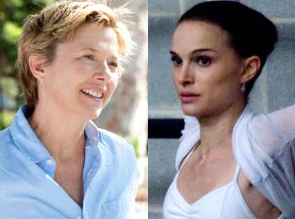 Annette Benning, The Kids Are Alright, Natalie Portman, Black Swan