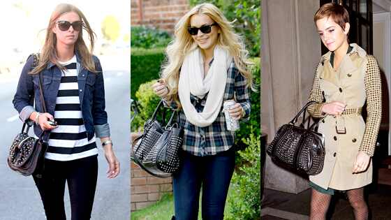 Nicky Hilton, Lindsay Lohan, Emma Watson