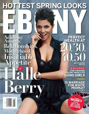 Because while chatting with Ebony magazine, she opened up a discussion on ...