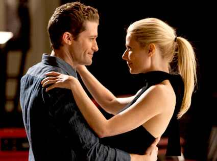 Glee, Matthew Morrison, Gwyneth Paltrow