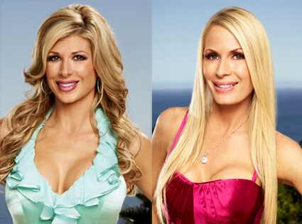 Alexis Bellino, Peggy Tanous, Real Housewives of Orange County