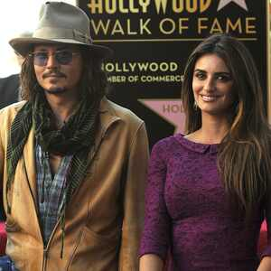 Johnny Depp, Penelope Cruz