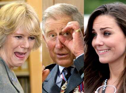 Camilla Parker-Bowle, Prince Charles, Wales, Kate Middleton