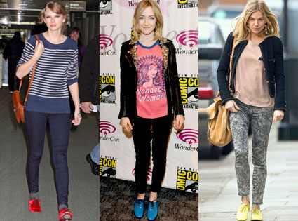 Taylor Swift, Saoirse Ronan, Sienna Miller