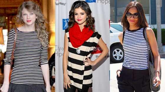 Taylor Swift, Selena Gomez, Zoe Saldana