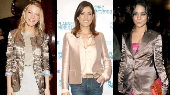 Blake Lively, Kate Walsh, Vanessa Hudgens