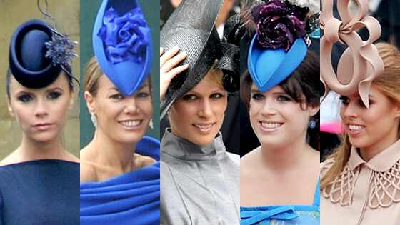 Victoria Beckham Tara Palmer Tom Zara Phillips Princess Eugenie Beatrice