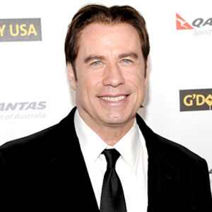 Stock Photo John Travolta