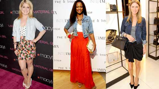 Kelly Osbourne, Garcelle Beauvais, Nicky Hilton