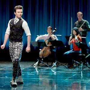Glee, Chris Colfer