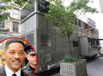 will smith house in la. Will Smith, Trailer