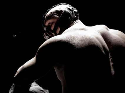 Tom Hardy, Dark Knight Rises