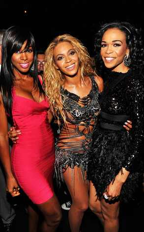 Beyonce, Kelly Rowland, Michelle Williams, Destiny