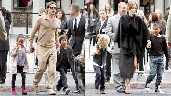 angelina brad child jolie pitt. Brad Pitt, Angelina Jolie,