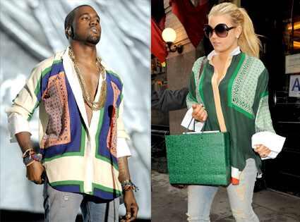 Kanye West, Jessica Simpson