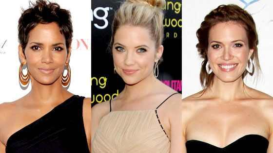 Halle Berry, Ashley Benson, Mandy Moore