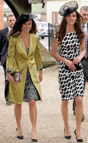 Pippa Middleton, Duchess Catherine, Kate Middleton