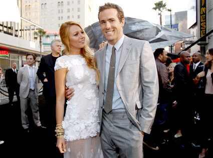 OMG! ¿Ryan Reynolds reveló el sexo de su segundo bebé con Blake Lively? (+ Foto)