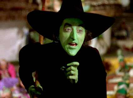 wizard of oz wicked witch of the east song