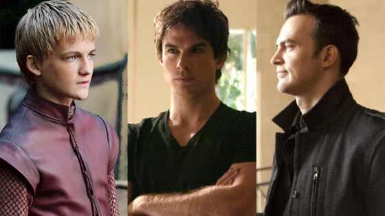 Jack Gleeson, Gram of Thrones, Ian Somerhalder, Vampire Diaries, Cheyenne Jackson, Glee