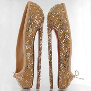 Christian Louboutin, Shoes, Ballet
