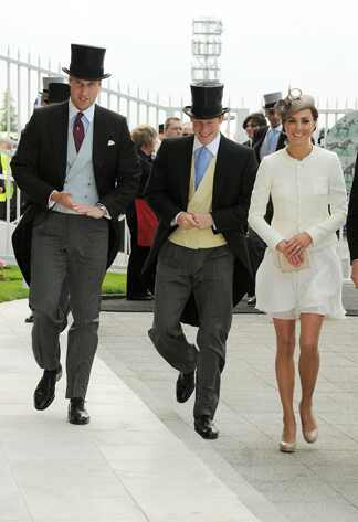 Prince William, Duke of Cambridge, Prince Harry, Catherine, Duchess of Cambridge, Kate Middleton