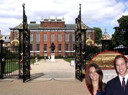 prince william kate. Kensington Palace, Prince William, Kate Middleton Getty Images. A man#39;s home is his castle. Or in Prince William#39;s case, palace.