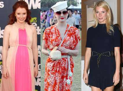 Bryce Dallas Howard, Dita Von Teese, Gwyneth Paltrow