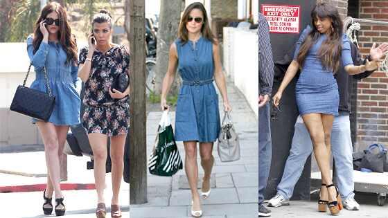 Khloe Kardashian Odom, Pippa Middleton, Jennifer Hudson