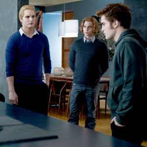 Peter Facinelli, Jackson Rathbone, Robert Pattinson, Twilight, Eclipse