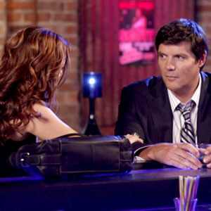 Danneel Harris, Paul Johansson, One Tree Hill