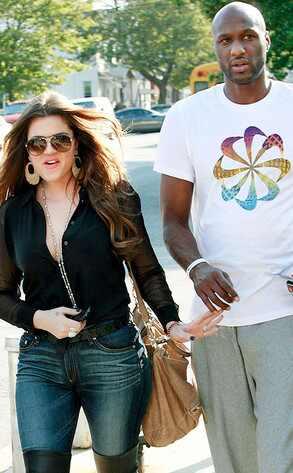 Khloé Kardashian e Lamar Odom estariam se divorciando