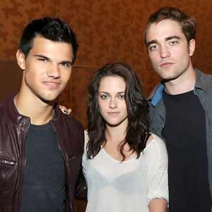 Taylor Lautner, Kristen Stewart, Rob Pattinson
