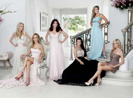 RHOBH, THE REAL HOUSEWIVES OF BEVERLY HILLS Cast