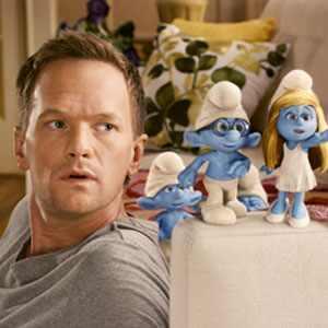 Neil Patirck Harris, The Smurfs