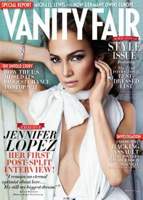 A primeira entrevista de Jennifer Lopez depois da separação