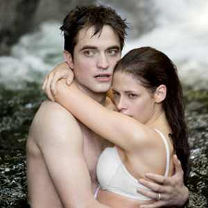 Robert Pattinson, Kristen Stewart, Breaking Dawn Part 1