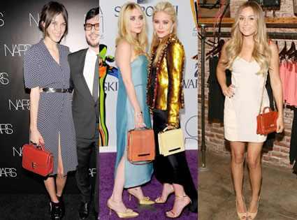 Alexa Chung, Ashley Olsen, Mary-Kate Olsen, Lauren Conrad
